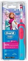 Детская эл/щетка Braun Oral-B Stages Power Frozen Kids D12.513